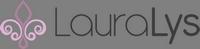 Logo Laura Lys Preto e Branco
