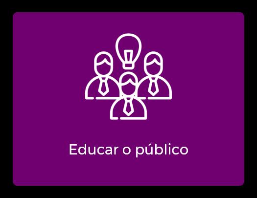 Agência de Inbound Marketing - educar o público