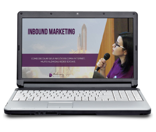 Palestra sobre O que é Inbound Marketing - Bravery Marketing